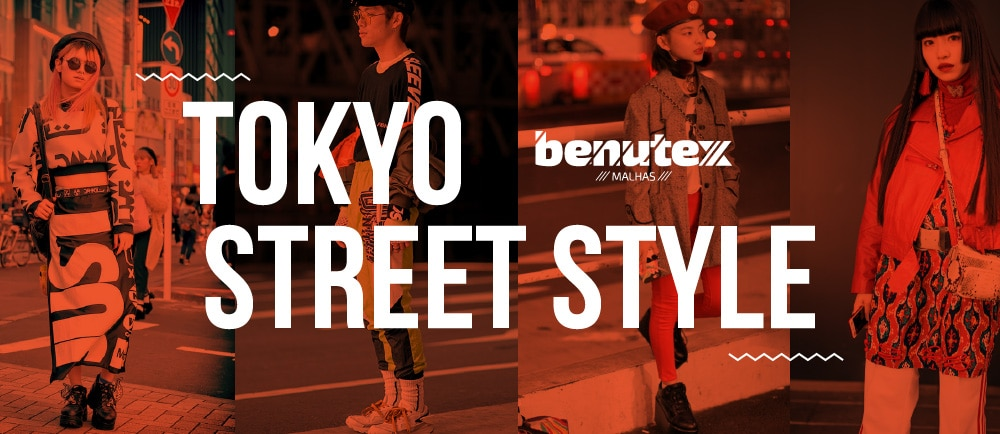 Tokyo Street Style: O Estilo de Rua do Japão