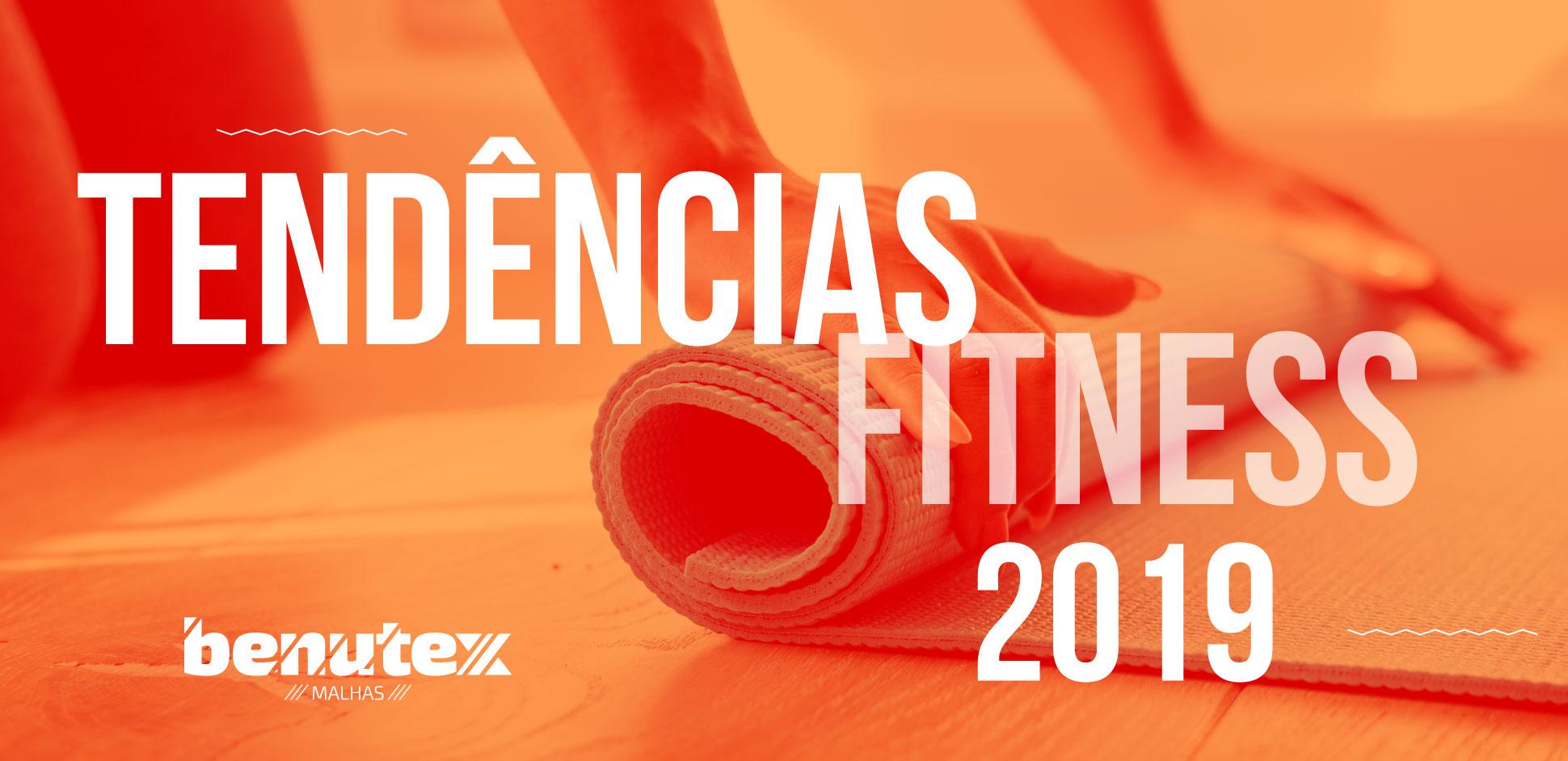 Tendências Fitness 2019