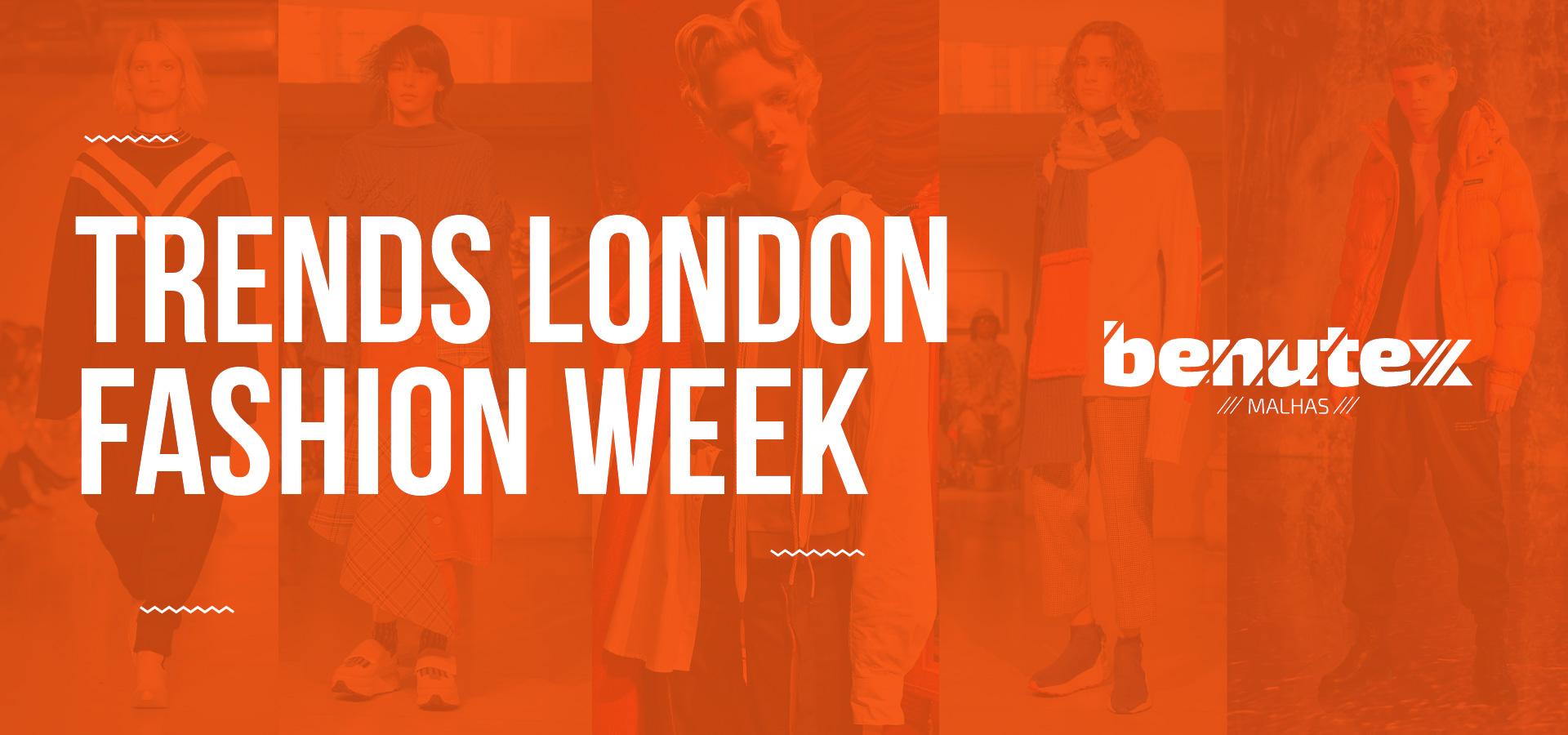 Trends London Fashion Week